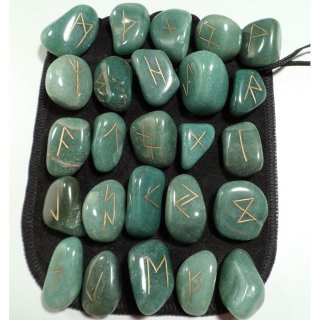 Авантюрин - камень обладающий магическими свойствами