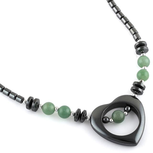Ожерелье из Авантюрина