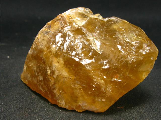 Натуральный минерал Гелиодор