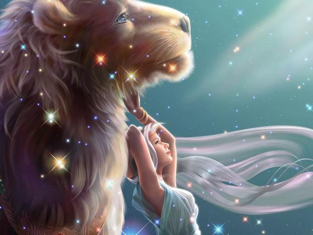 Драгоценные камни для женщины Льва