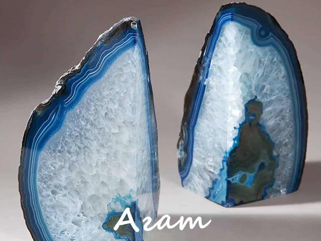 Агат - камень для мужчины Овна