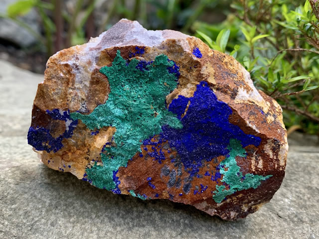 Магический камень Азурит