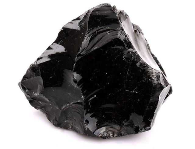 Поделочный камень обсидиан