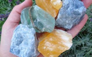 Кальцит — камень, развивающий интуицию
