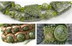Прекрасный «аптекарский камень» Змеевик