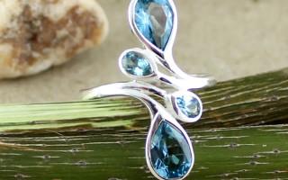 Голубой топаз — магический защитник и верный спутник по жизни