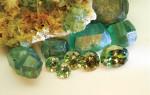Камень Демантоид — прекрасный «Уральский Изумруд»
