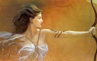 Камни-талисманы для женщины Стрельца