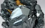 Гематит — элегантный минерал черного цвета