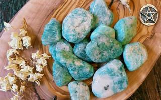 Амазонит — пленительная магия драгоценного камня амазонок